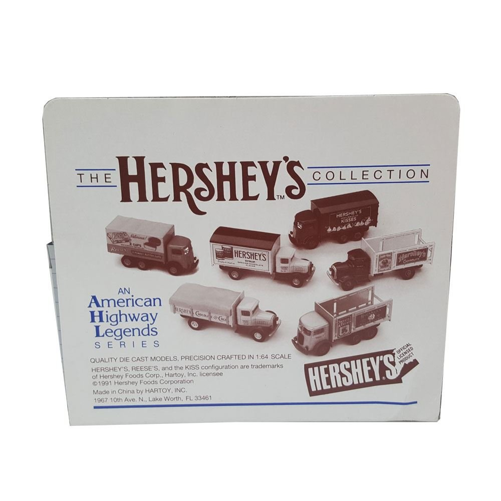 Amazon Com Hartoy Ahl Hershey S Collection H02030 Mack Cj 1 64