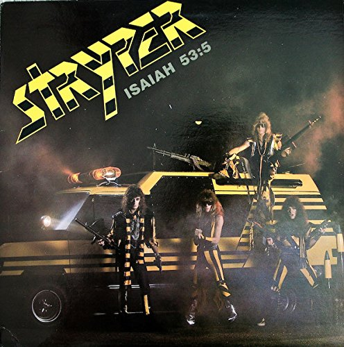 (Soldiers Under Command - Stryper - (33 RPM Vinyl Record))