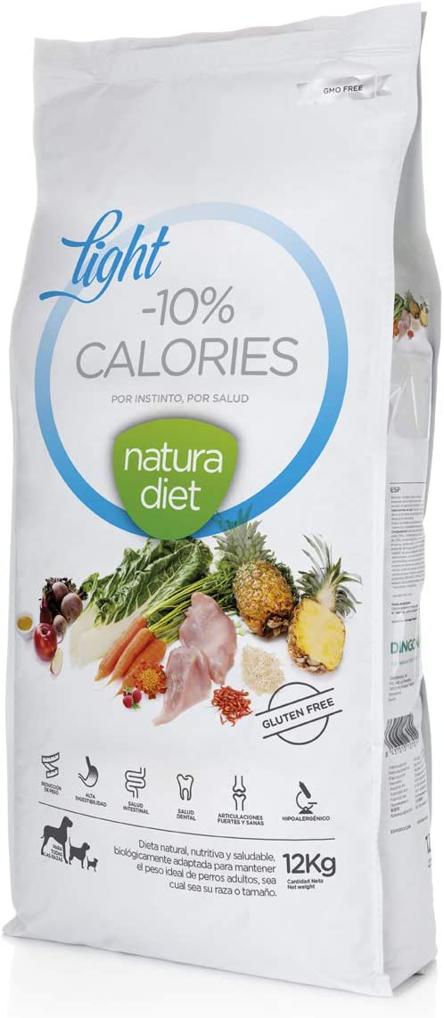 Natura Diet LIGHT -10% calories 12 kg