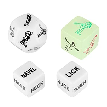 Adult sex dice