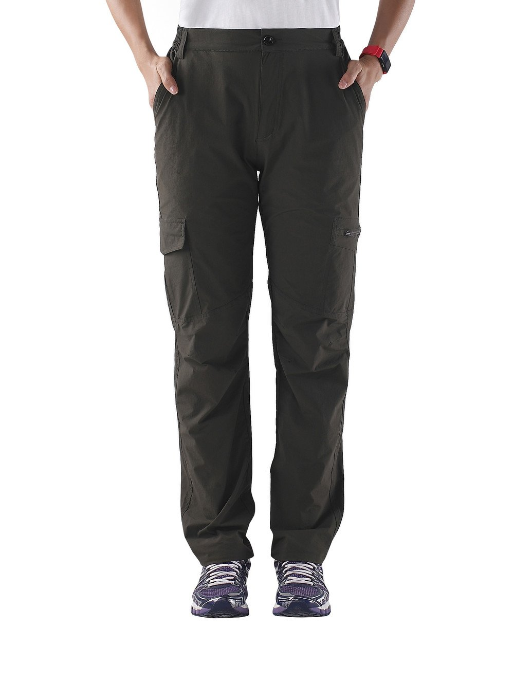 Unitop Women's Quick Dry Sportswear Hiking Pants