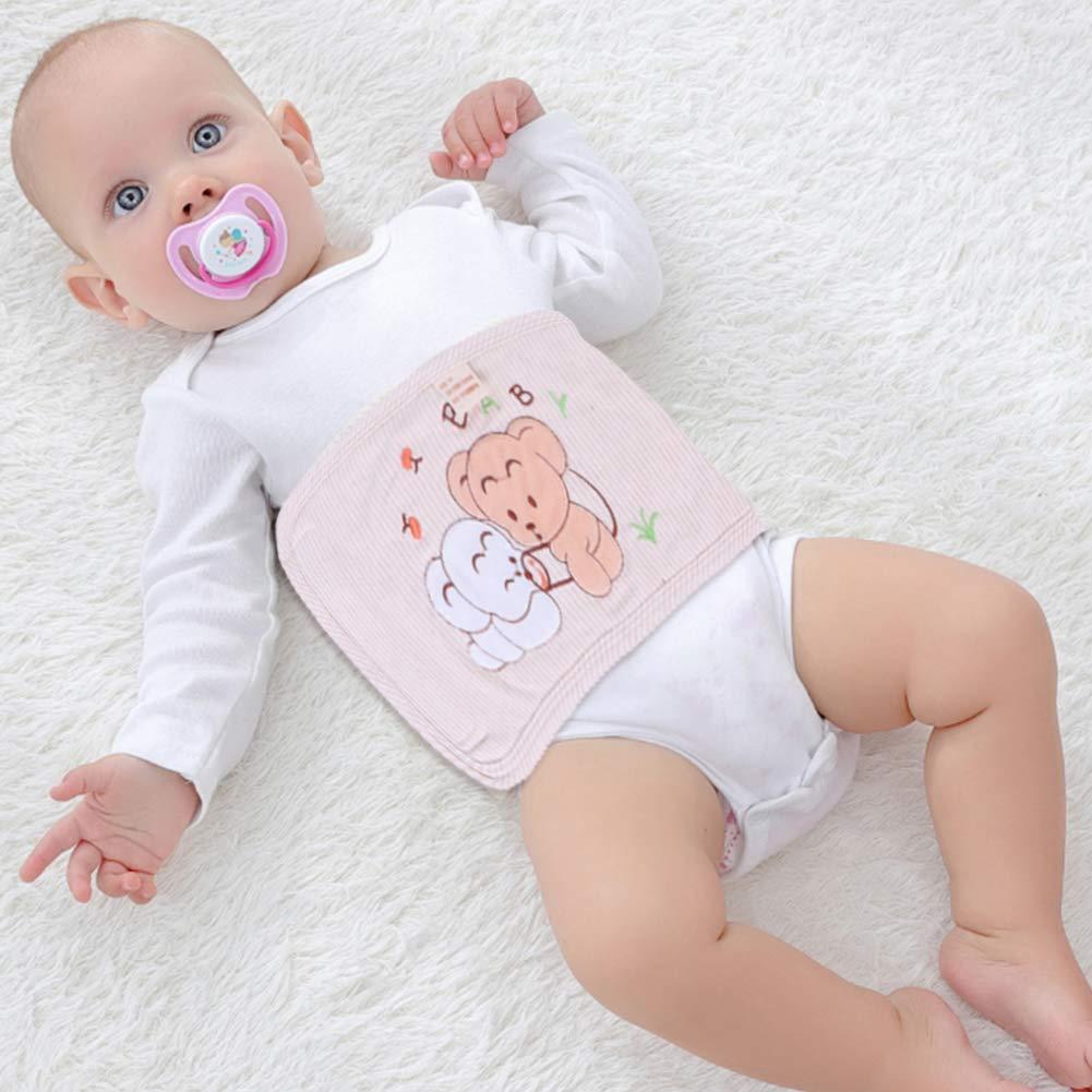 L Baby Warm Bauchgurt Neugeborene Cotton Warmhalten Nabelschnur Anti-Kick bauchband Nabelschnur Pflege