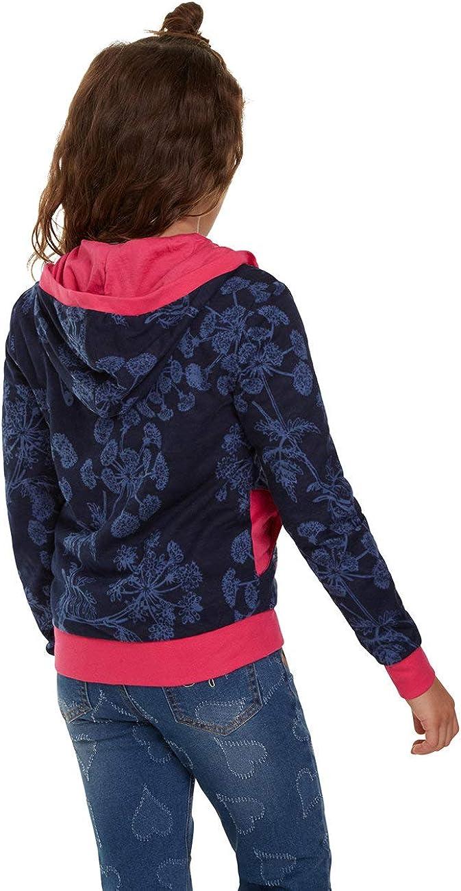 Desigual M/ädchen Kansas Sweatshirt