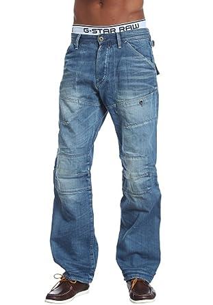 b756746f3ec G-STAR Herren Loose Jeans Trail 5620 Loose, denim, Gr. 30/32: Amazon ...
