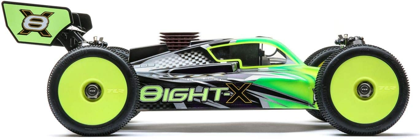 TEAM LOSI RACING 1/8 8IGHT-X 4WD Nitro Buggy Race Kit TLR04007 ...