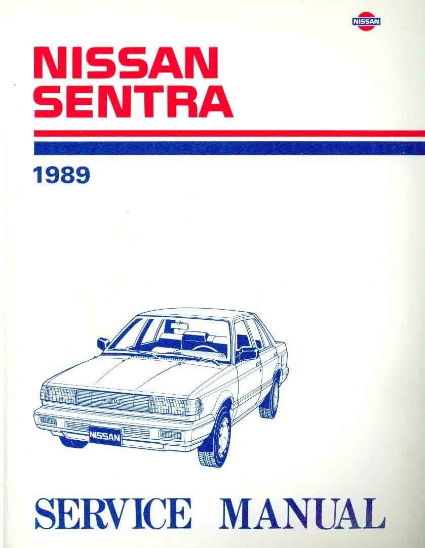 1987 nissan sentra service manual online user manual u2022 rh pandadigital co 1989 Sentra 1993 Sentra