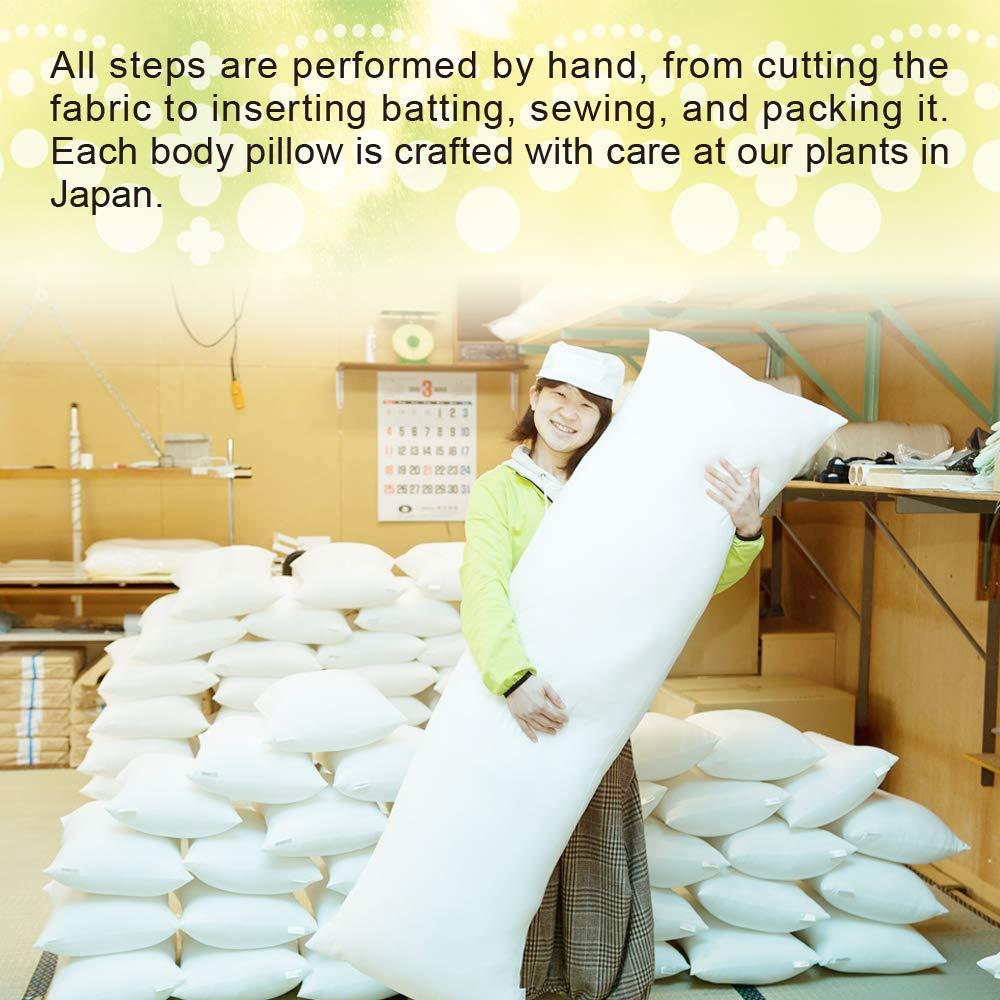 COMODO Original Luxury Body Pillow CMD9950MS High-End Class Dakimakura Pillow [Made in Japan] (20 x 60 inch (150cm x 50cm)) by COMODO (Image #3)