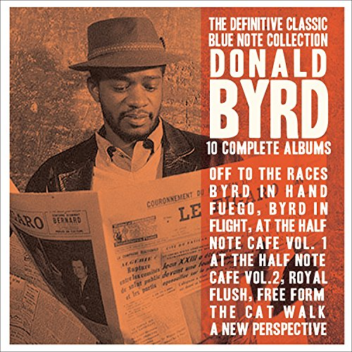 Best donald byrd cd for 2018