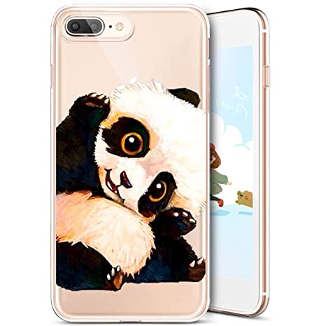 coque iphone 8 plus panda