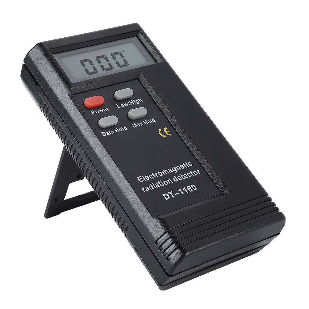 Oficina,Cable de Alto Voltaje,Monitor,Transmisores Bewinner Detector de Radiaci/ón Electromagn/ética,Detector de Gauss de Campo Magn/ético de Alta Frecuencia y Doble Frecuencia para Dormitorio