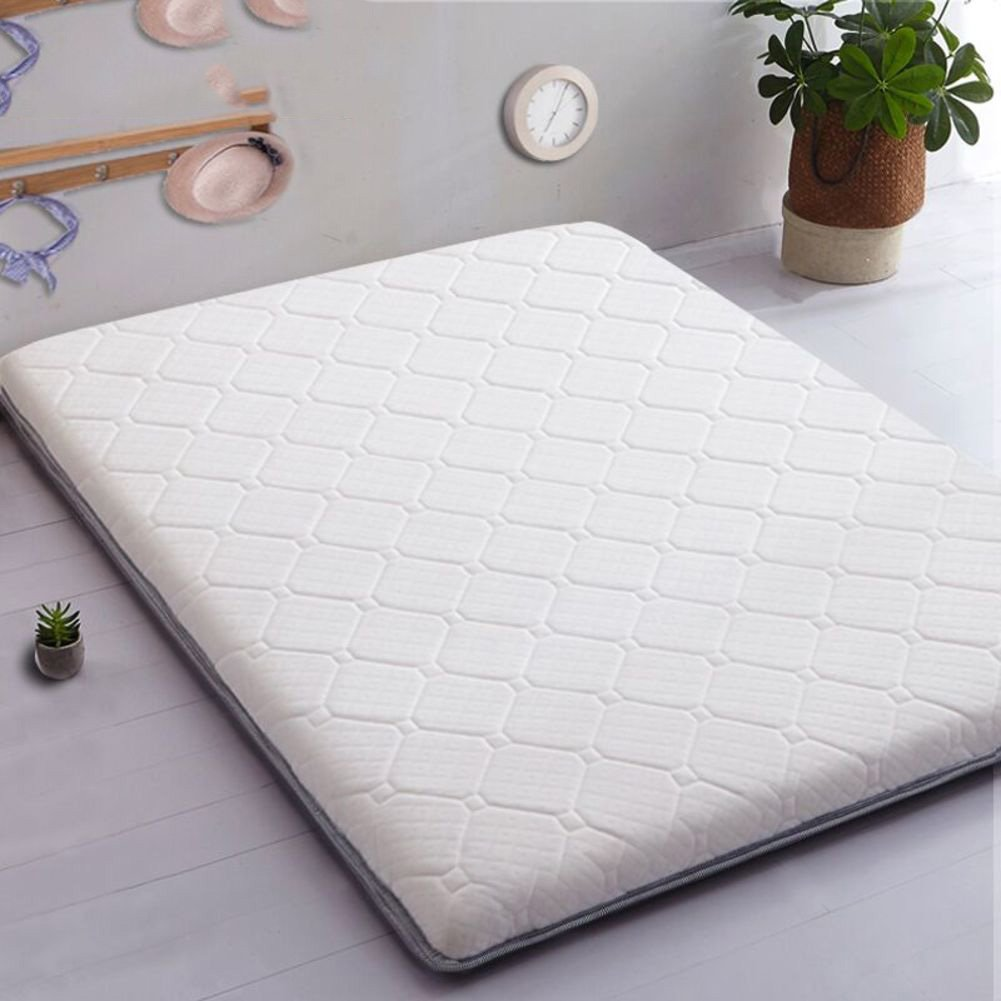 A 90x200cm(35x79inch) Thick Tatami Floor mats,Foldable Mattress Breathable Floor mat Sleeping mat Double Tatami Sponge mat Floor futon-D 90x200cm(35x79inch)