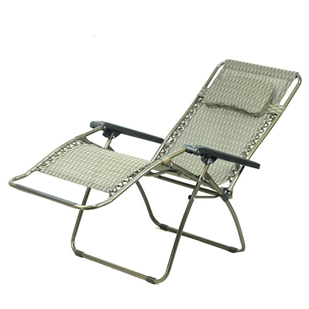 Mode Folding Recliner Multifunktions Nap Stuhl Portable Home Sandy Beach Schwangere Frau Freizeit Stuhl Sitz