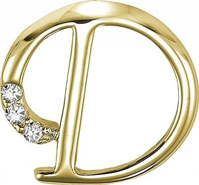 Buy Kiara Women S Silver D Alphabet Design American