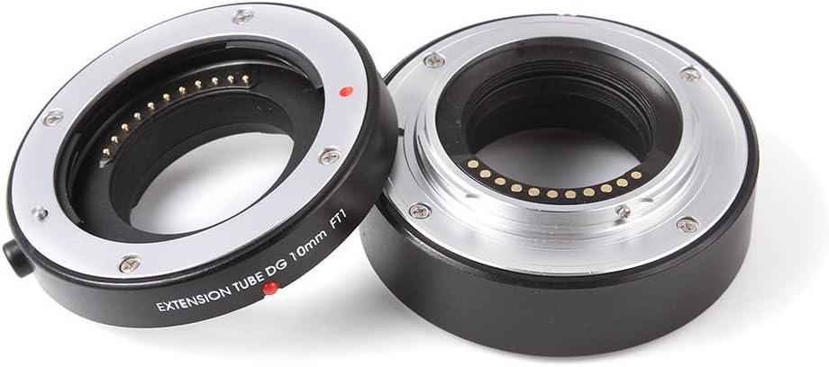 FOTGA Macro AF Auto Focus Extension Tube 10mm 16mm Set DG for Canon EOS EF-M Mount M M2 M3 M5 M6 II M10 M50 M100 M200
