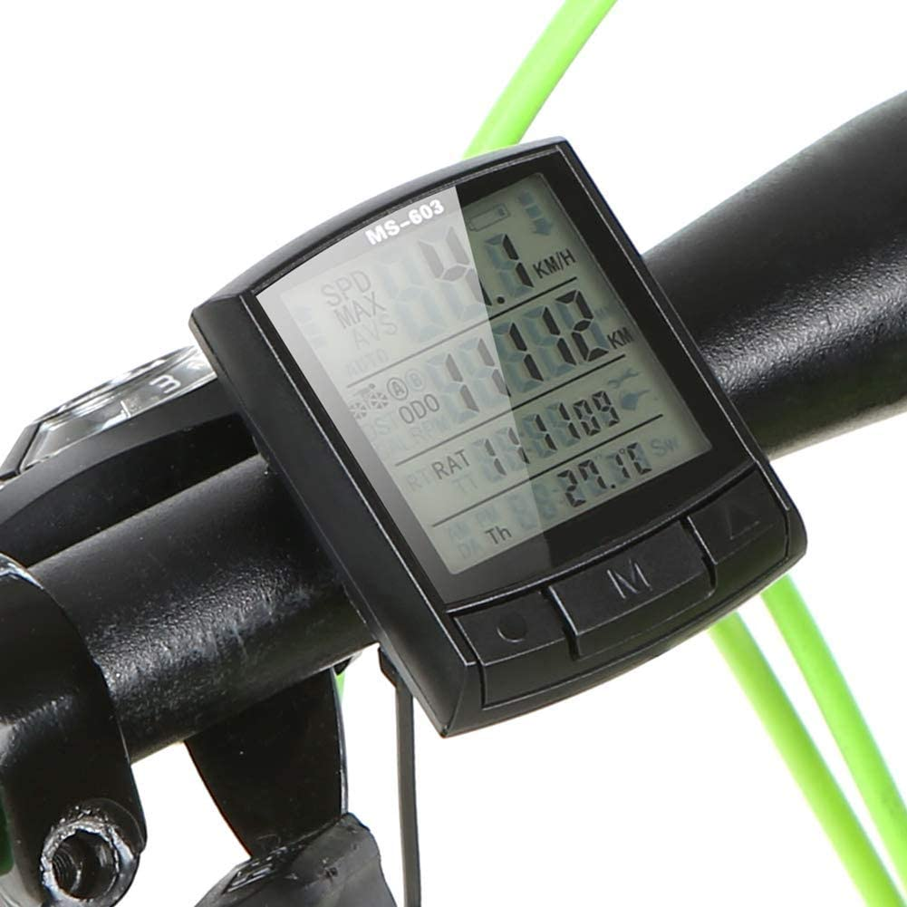LPsweet Ordenador De Bicicleta, Bicicleta Impermeable del ...