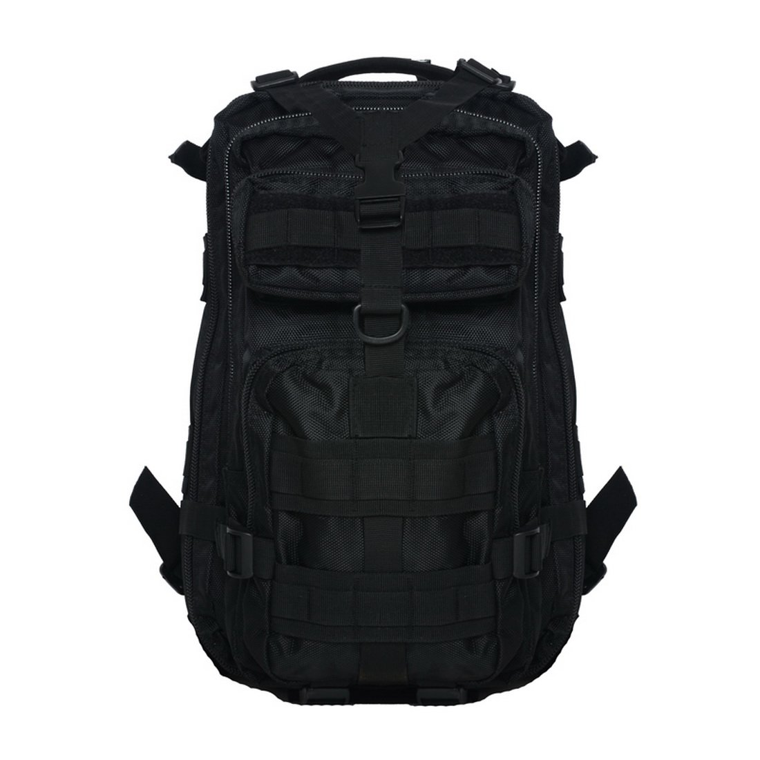 laamei Tactical Backpack Camo Army Backpack Shoulder Bag for Outdoor Hiking Camping