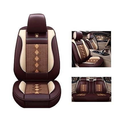 Amazon.es: Cojín de asiento de coche 3D-nuevo traje de cuero ...