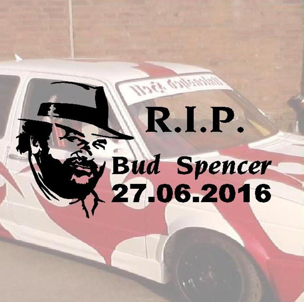 Rip Bud Spencer Fecha sombrero JDM adhesivos Hater GeIL FUN Bitch Tuning: Amazon.es: Coche y moto