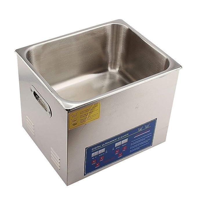 yosoo por ultrasonido 2L/3L/6L/10L/15L Digital Codyson - Limpiador por ultrasonidos baño lavado dispositivo para joyas Gafas Dental Home 1.3L: Amazon.es: ...