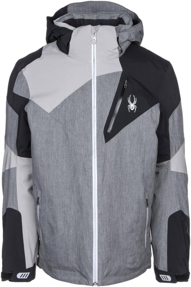 Spyder Titan Jacke Herren fresh grey black kaufen im Sport