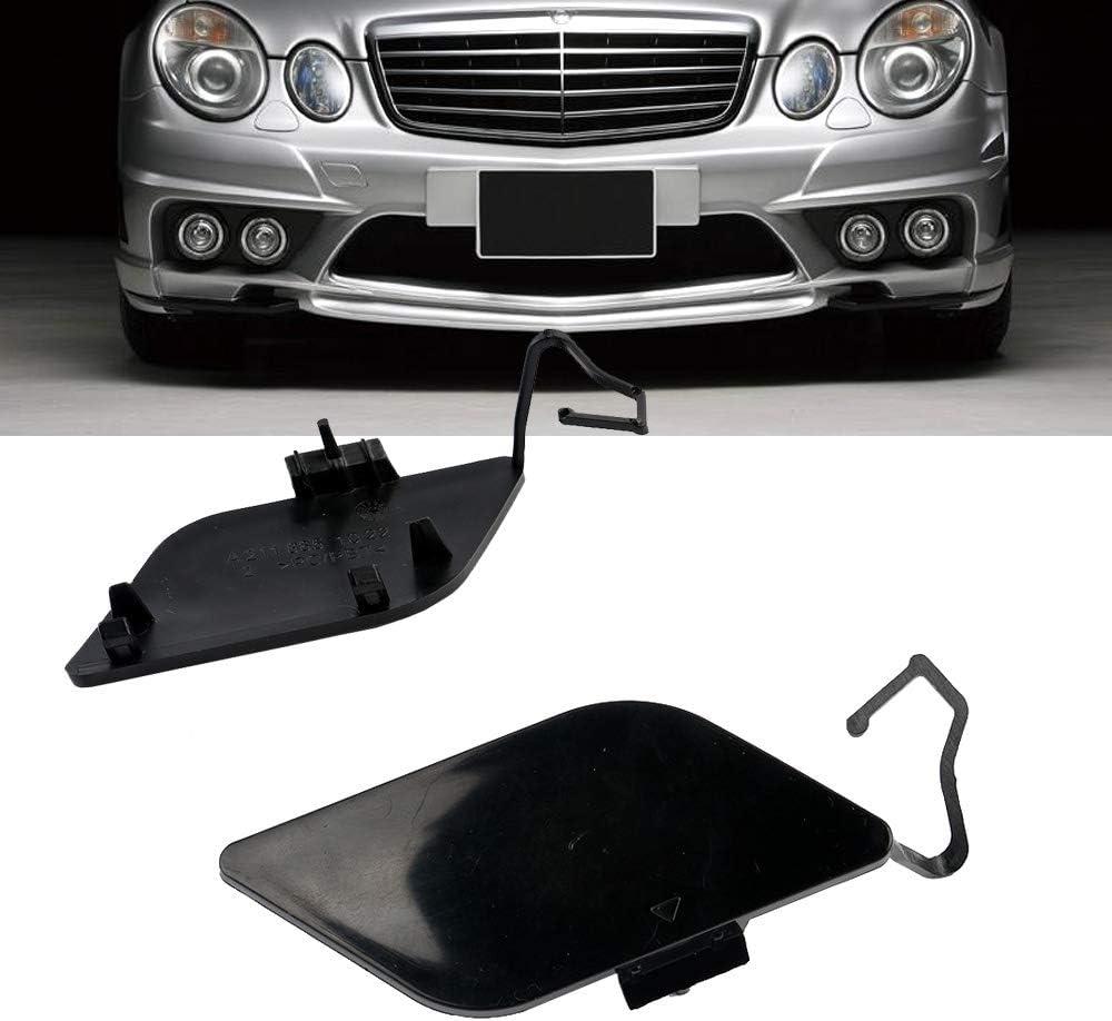 Front Bumper Tow Hook Cover Cap for Mercedes-Benz E-Class W212 E400 E500 2008-2014