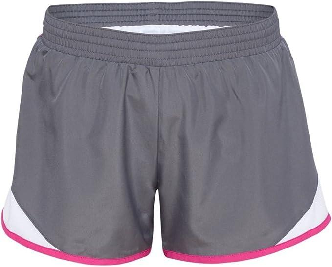 TALLA S. Augusta Sportswear Junior de las mujeres Fit adrenalina corto
