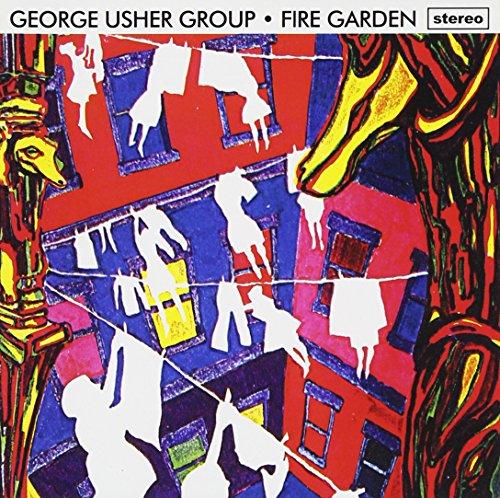 Usher - Fire Garden - Zortam Music