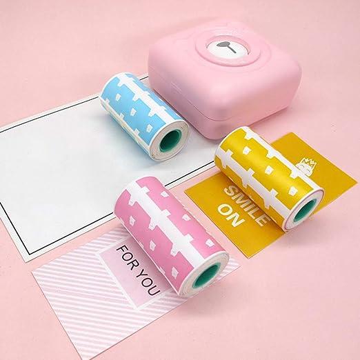 Obrid#e5on Etiqueta de impresión Papel de foto Papel para mini ...