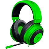 Razer Kraken Pro V2 Green Oval ステレオゲーミングヘッドセット【日本正規代理店保証品】RZ04-02050600-R3M1