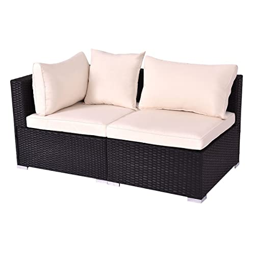 Outdoor Patio Furniture East Brunswick Nj: Wicker Patio Sets Clearance: Amazon.com