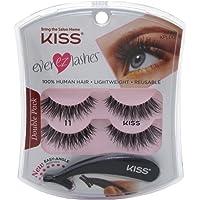 Kiss Ever Ez 11 Lashes Double Pack