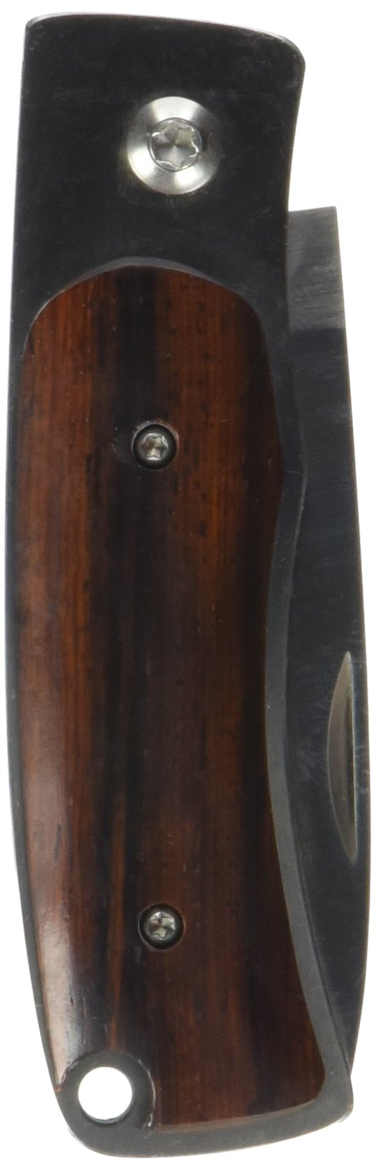 Fallkniven 9001769 U1c Fine Edge Folding Knife with Cocobolo Handle, Brown