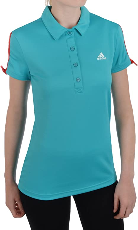 adidas Performance para Mujer Response Tradicional Polo de Tenis ...