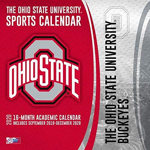 Ohio State University Christmas Break 2020 Ohio State Buckeyes 2020 Calendar: Lang Companies, Inc