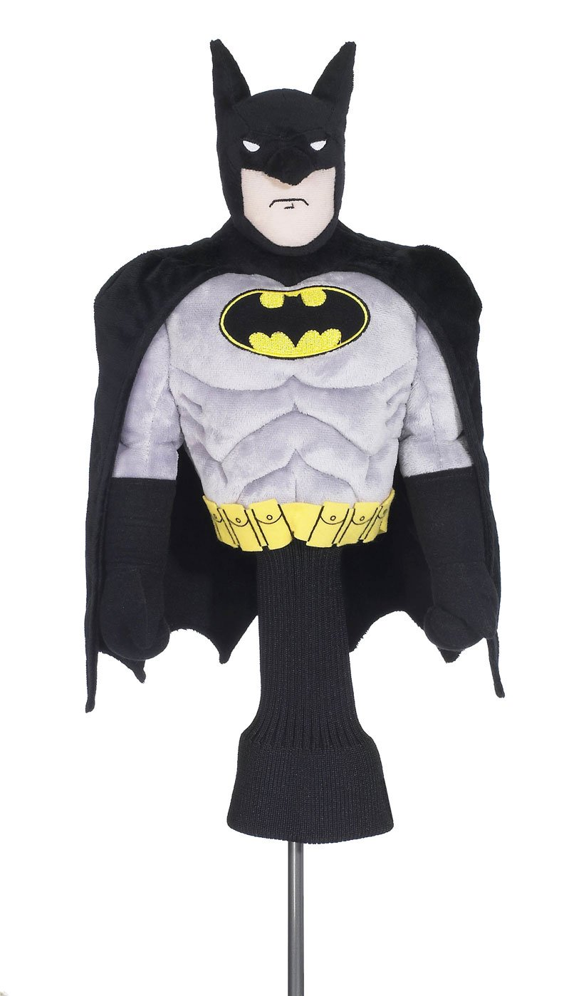 Creative Covers for Golf Batman Headcover