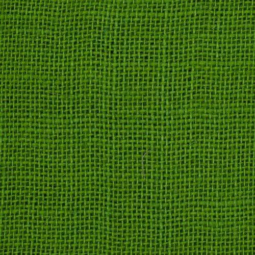 Plastex Fabrics Alpine Burlap Apple Green Fabric by The -