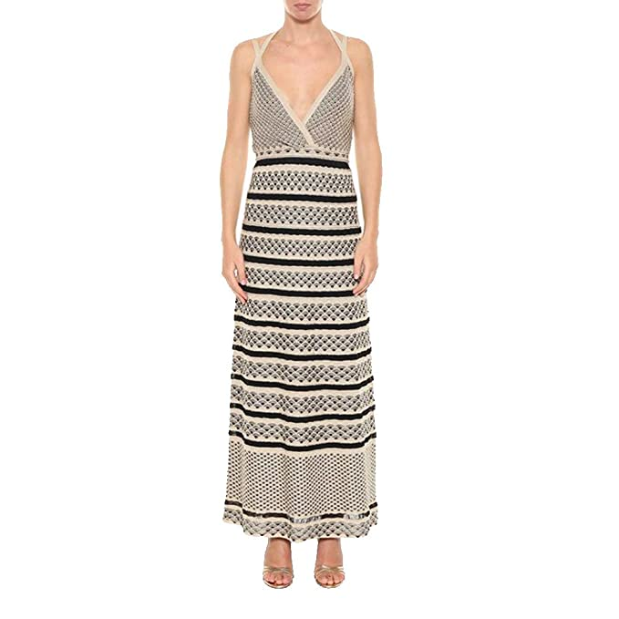 aa81cbc417ee Missoni Abito lungo in maglia con particolari in lurex MMISSONI  Amazon.it   Abbigliamento