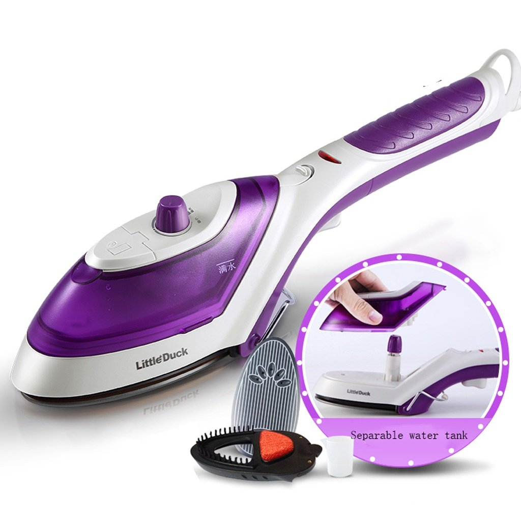 MMM Machine /à suspendre /à main Home Steam Brush Iron Fer /à repasser portable Small Mini 100/% de s/écurit/é