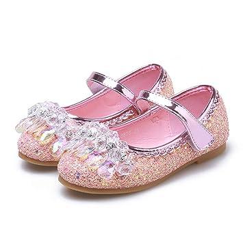 Zxltop Madchen Kinder Madchen Glitter Hochzeit Schuhe Fur Madchen