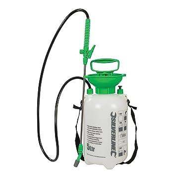 Silverline 675108 - Bomba de pulverizador de mochila, capacidad 5L, colores surtidos: Amazon.es: Jardín