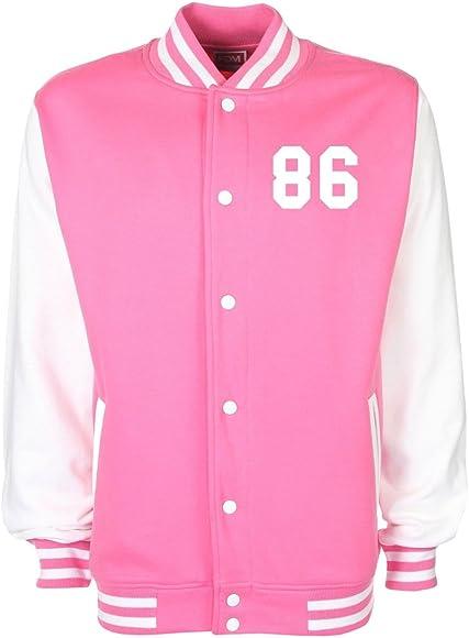 Minamo Lana Del Rey Date Of Birth Varsity Jacket Amazon Co Uk Clothing
