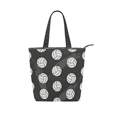 2920e94c86 Image Unavailable. Image not available for. Color  Handbag for Girls Women Sport  Volleyball ...