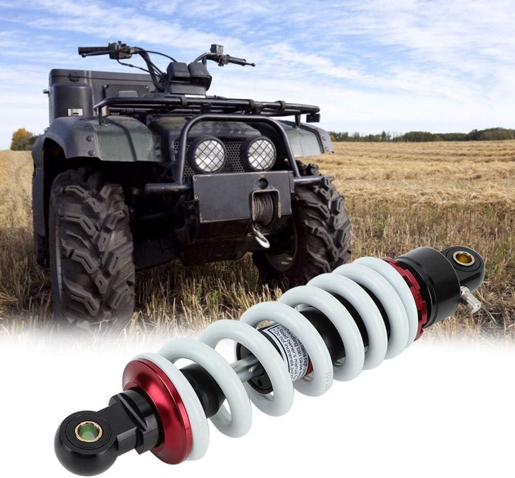 290mm Anti-vibrazione Fuoristrada Ammortizzatore posteriore Ammortizzatore ammortizzatore a molla adatto per biciclette ATV biciclette da bicicletta Suuonee Ammortizzatore a molla motorizzata