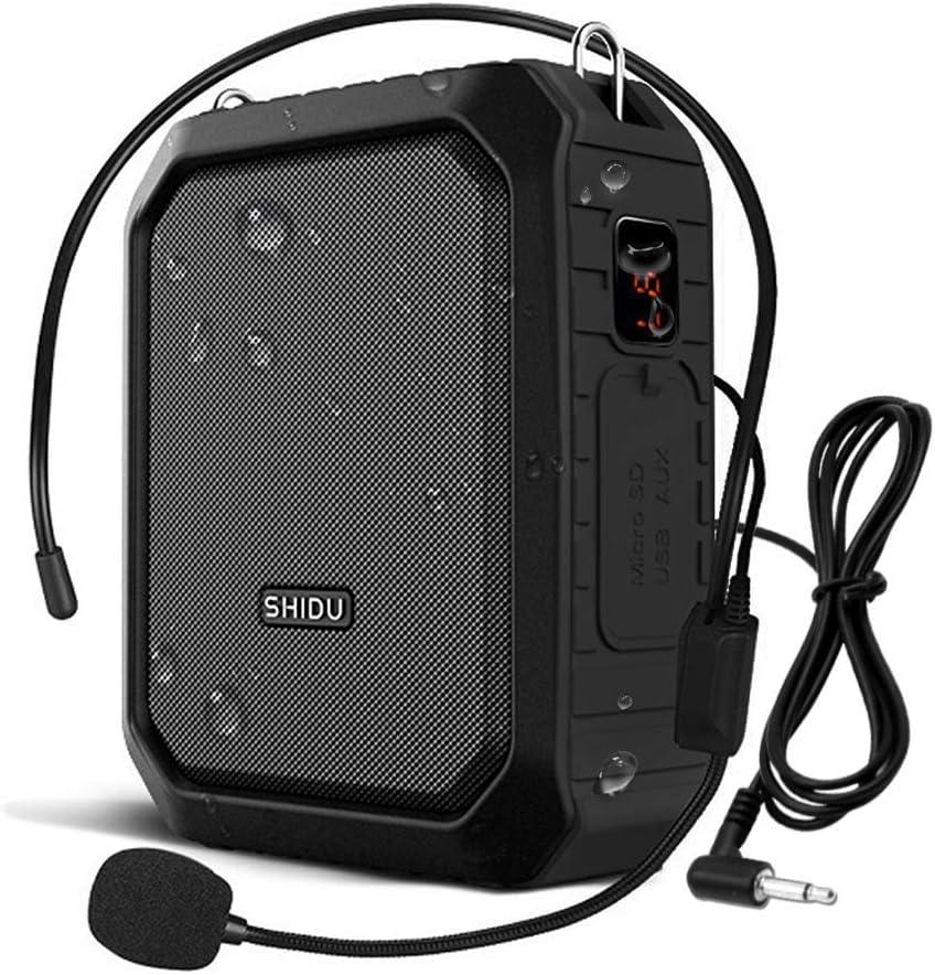 5.. SHIDU Bluetooth Voice Amplifier