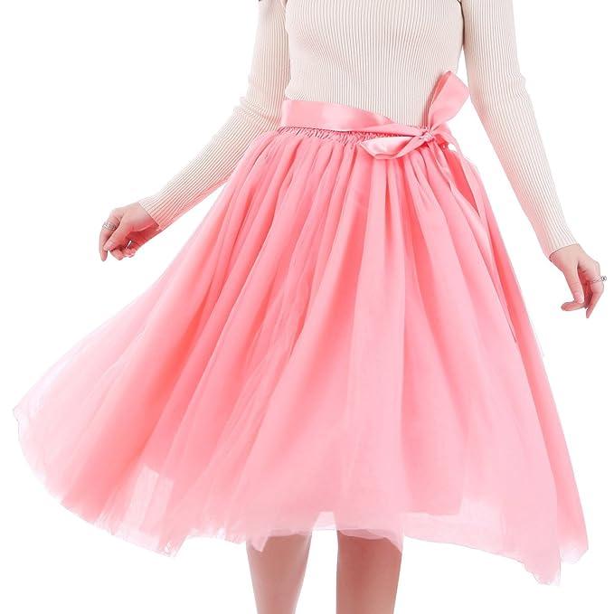 USA Women Ladies Dress UP Tutu Skirt Magic Dress Three Layer Party Tutu Skirts