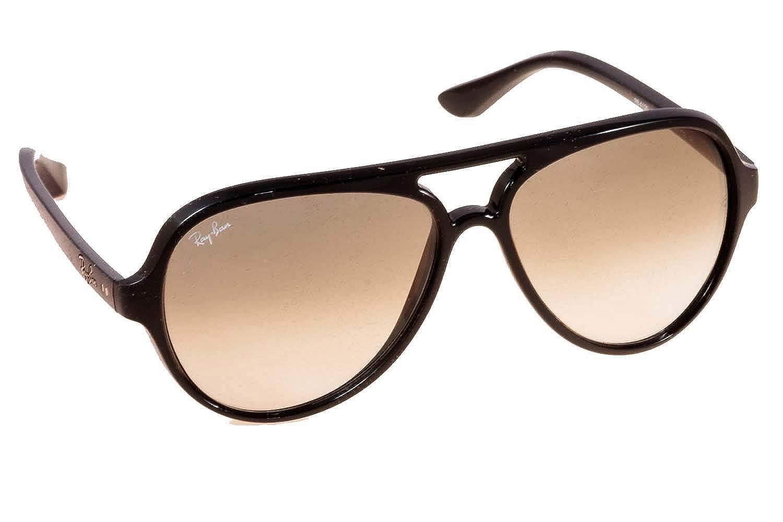 Gafas de sol Rayban 4125 color 601/32 Talla 59: Amazon.es: Ropa y ...