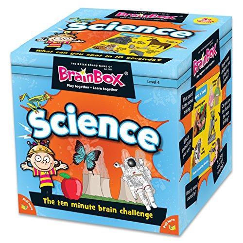 Green Board Games 90046 BrainBox Science ()