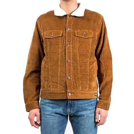 Dickies 07-300328 Naruna giacca in velluto con interno e collo in ... 5fe8b25154a