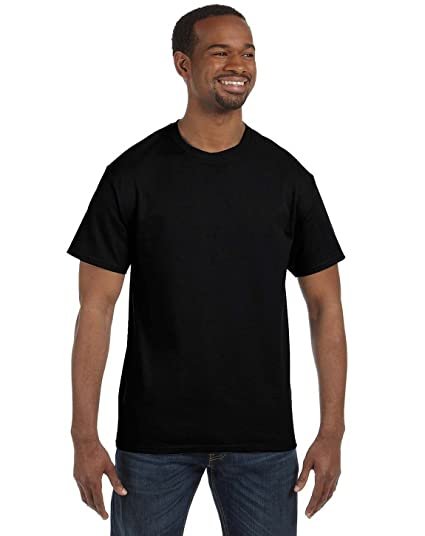 80caa2d2bd24 Amazon.com: USA Hanes 5250 100% Cotton Comfort Tee: Clothing