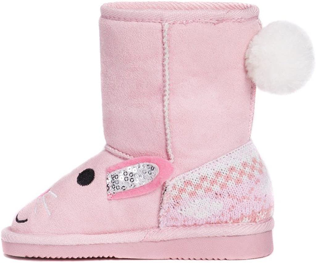 Bonnie Pink Bunny Boots Fashion   Boots
